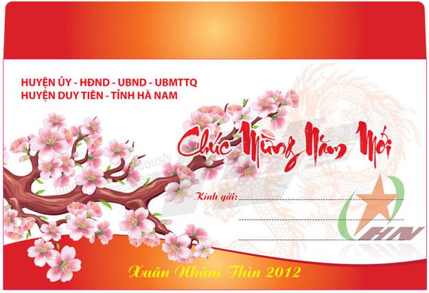 In Phong bì đẹp - In phong bì chuyên nghiệp