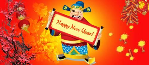 Thiệp mừng năm mới