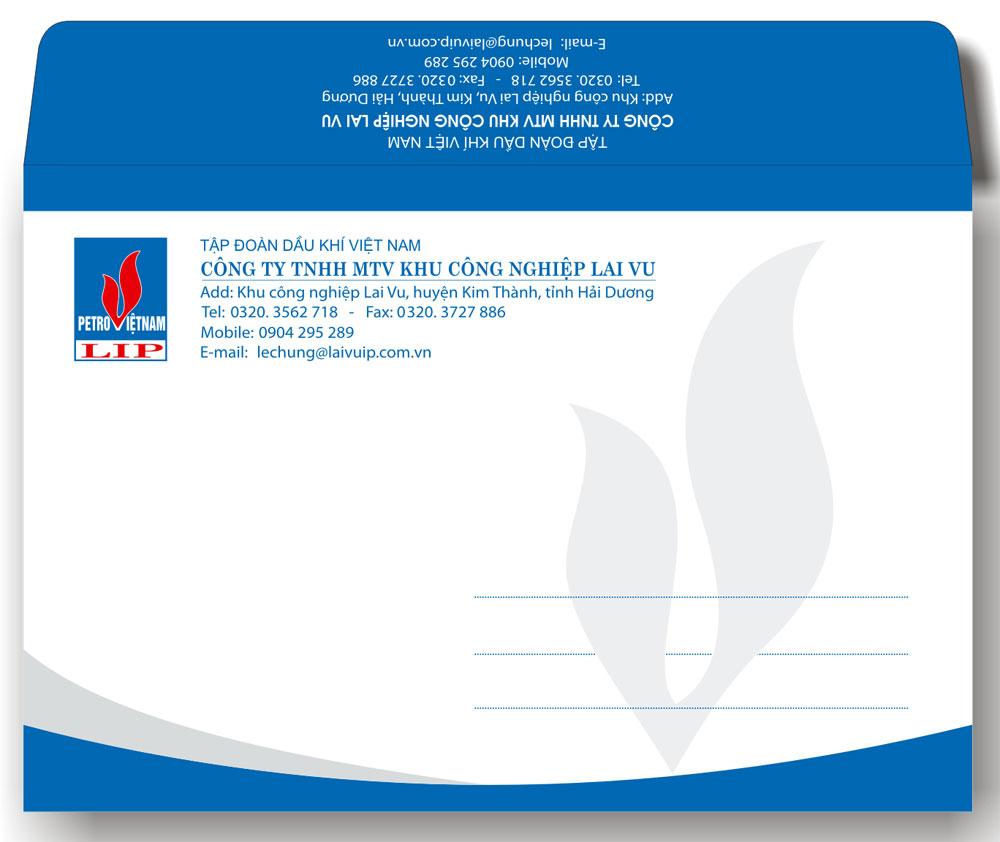 Phong bì - KCN Lai Vu
