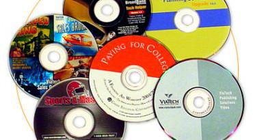 In bìa đĩa CD-VCD-DVD